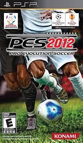 Link Pes 2012 Pro Evolution Soccer PSP ISO - CLUBBIT