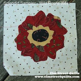 splendid sampler block 68
