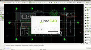 Download LibreCAD CAD program free