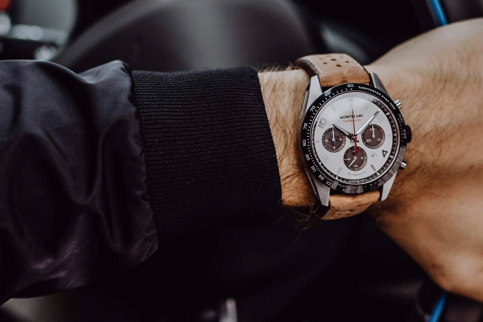 c32e43b0b14 Watches 7  MONTBLANC – TimeWalker Automatic Edition