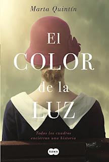 El color de la luz- Marta Quintín Maza