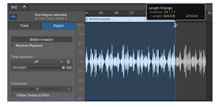 Edit Audio Recording