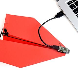 PowerUp 3.0 fait voler votre avion en papier