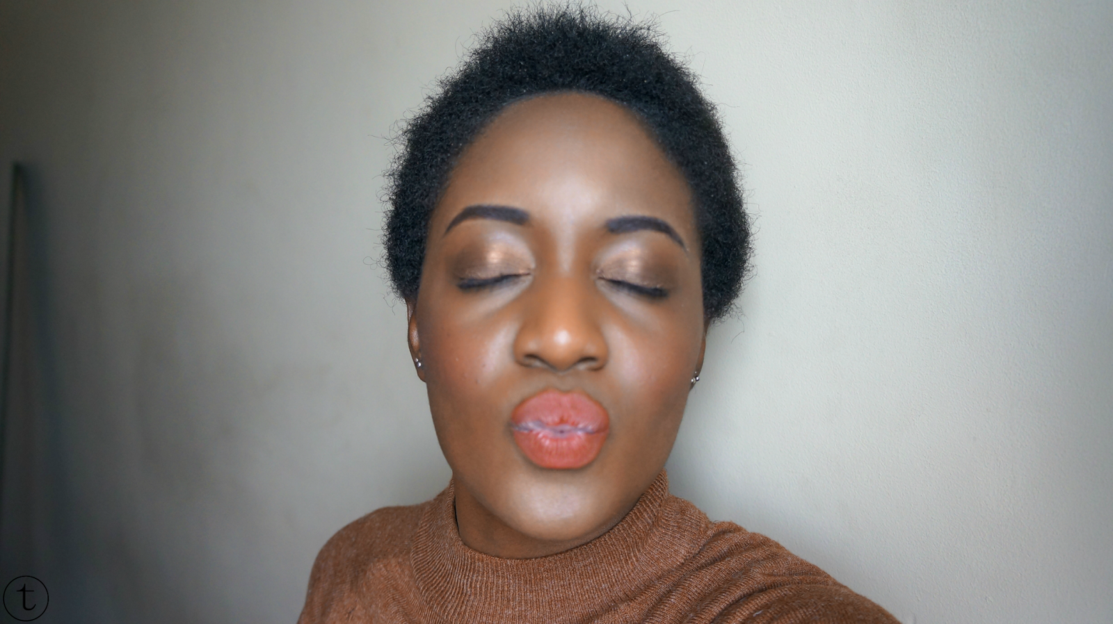 trudy danso hair transitioning the big chop