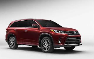 Nouvelle ''2018 Toyota Kluger'', Photos, Prix, Date De Sortie, Revue, Nouvelles