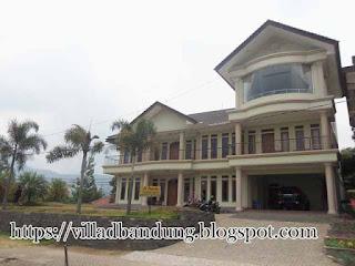 villa private pool murah di lembang yang bagus