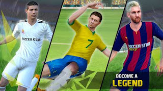 Soccer Star 2017 World Legend Unlimited Coins