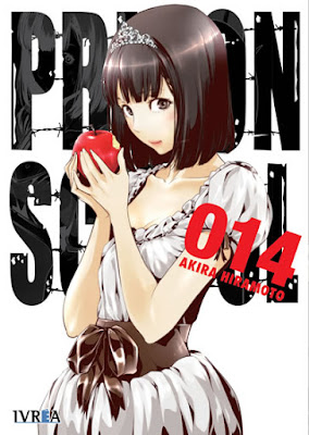 """""""PRISON SCHOOL"""" (Kangoku Gakuen / 監獄学園) vols.13 y 14 de Akira Hiramoto - Ivréa"""