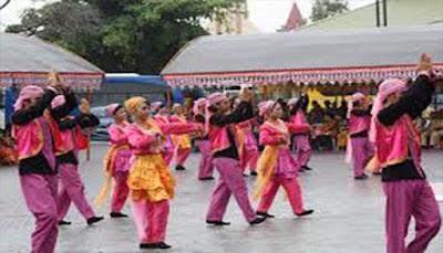 Tari Jepeng, Tarian Tradisional Dari Sulawesi Tengah