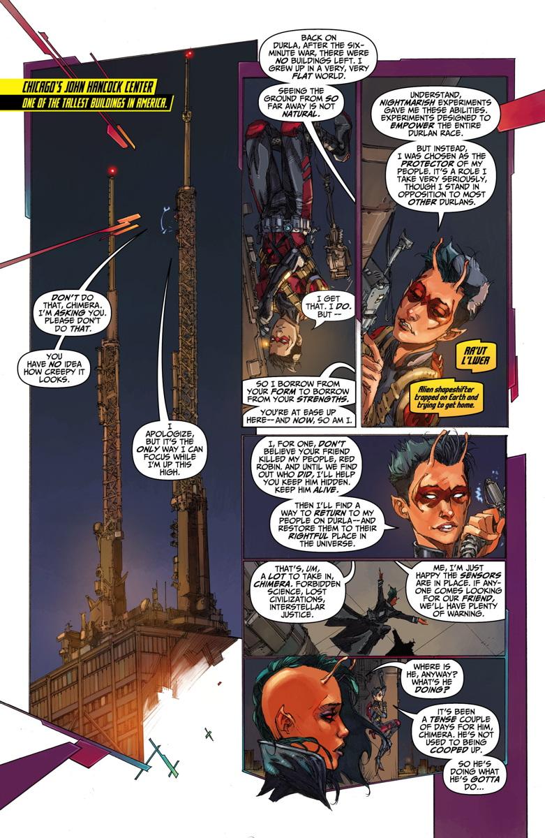 Torre Tit Preview Teen Titans 9-2876