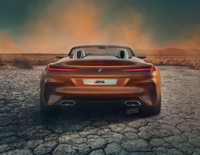 BMW, BMW Z4, New Cars, Paris Auto Show, Pebble Beach, Top 4