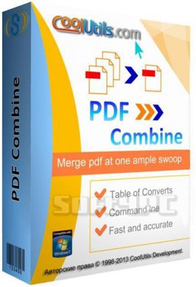 CoolUtils PDF Combine 4.1.66 + Key