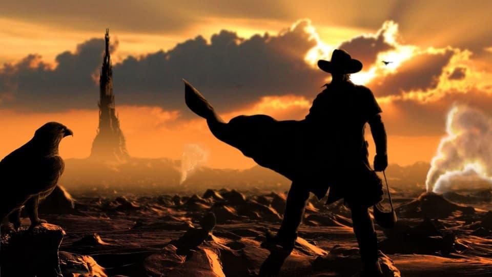 Тёмная башня, The Dark Tower, Стивен Кинг, сериал, TVSeries, экранизация, Колдун и кристалл, роман Стрелок