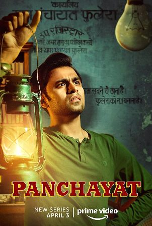 Panchayat (2020) Hindi 700MB HDRip 480p ESubs