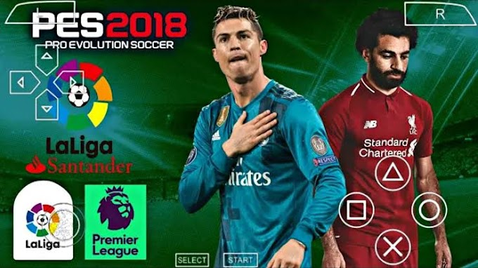 Download Link For Pes 2018 Iso File For PPSSPP Now Available On Android