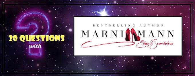 [20 Questions] MARNI MANN @MarniMann