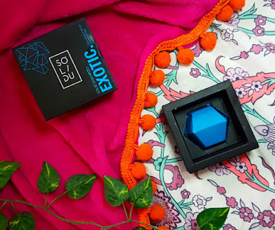 SOLIDU EXOTIC Shampoo bar