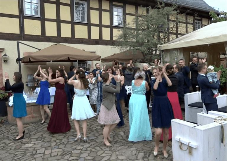 Steffis Hochzeitsblog Wie organisiere ich einen Flashmob