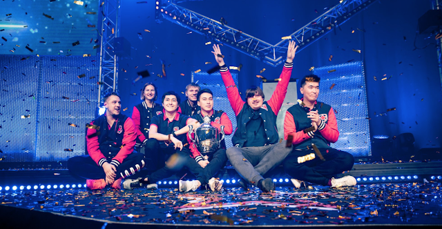 Team Gambit gana la DreamHack Winter de Counter Strike