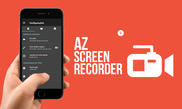 AZ Screen Recorder Premium v5.1.1 APK