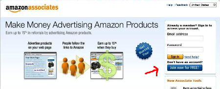 Make Money Advertising Amazon Products