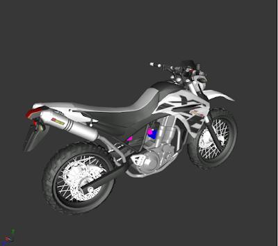 GTA SA - XT 660  2