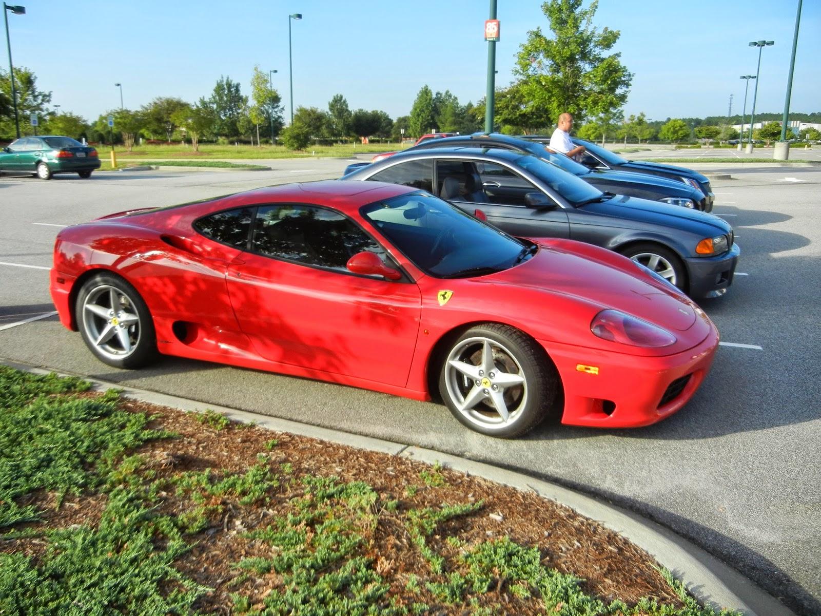 Nixon Motor Sports Ferrari Stock Symbol Race