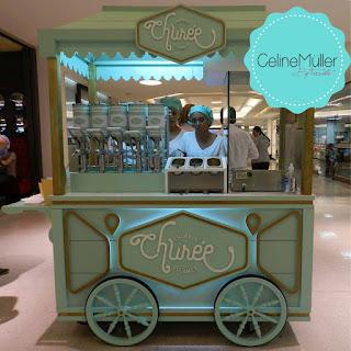 Projeto de carrinho  de Churros por Celine Muller