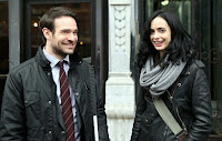 The Defenders Series Krysten Ritter and Charlie Cox Image 1 (5)