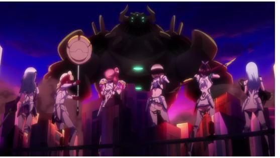Download Anime Ragnastrike Angels Episode 10 [Subtitle Indonesia]