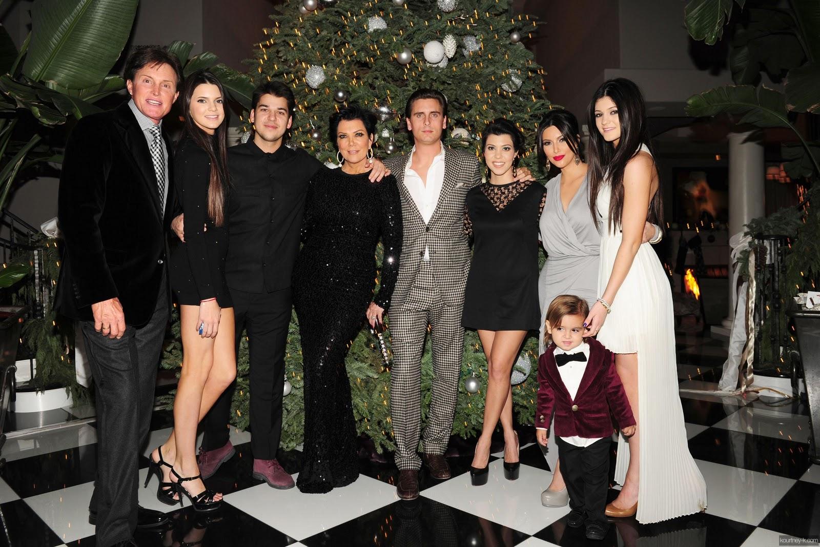 Flaviu FLASH FASHION: Kardashian Christmas Party Styles