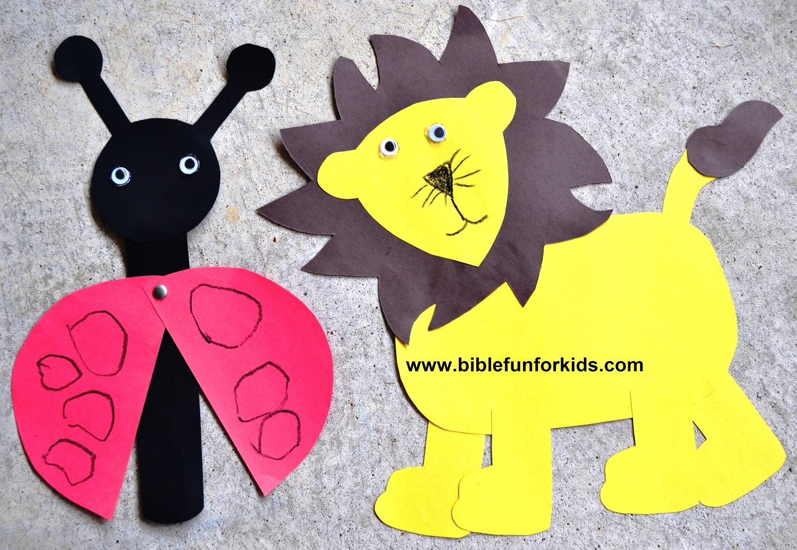 Bible Fun For Kids Preschool Alphabet L Is For Daniel
