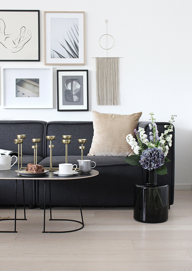 T.D.C: Creating a Cosy Living Room with Marks & Spencer