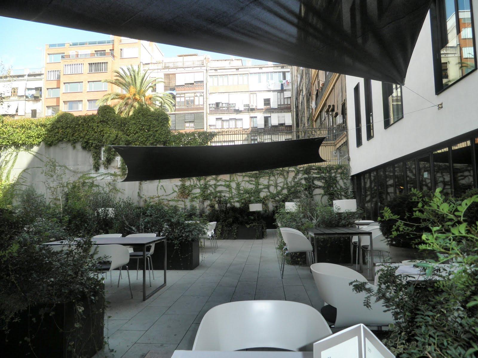 Observaci n gastron mica hotel alma barcelona - Restaurante alma barcelona ...