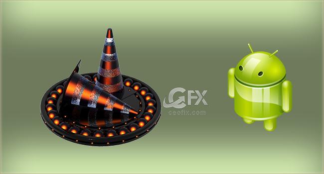 Android VLC Siyah Tema İle Nasıl Kullanılır