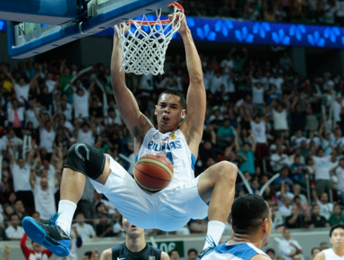 Japeth Aguilar played a terrific basketball with 23 points and 10/10 field goals.
