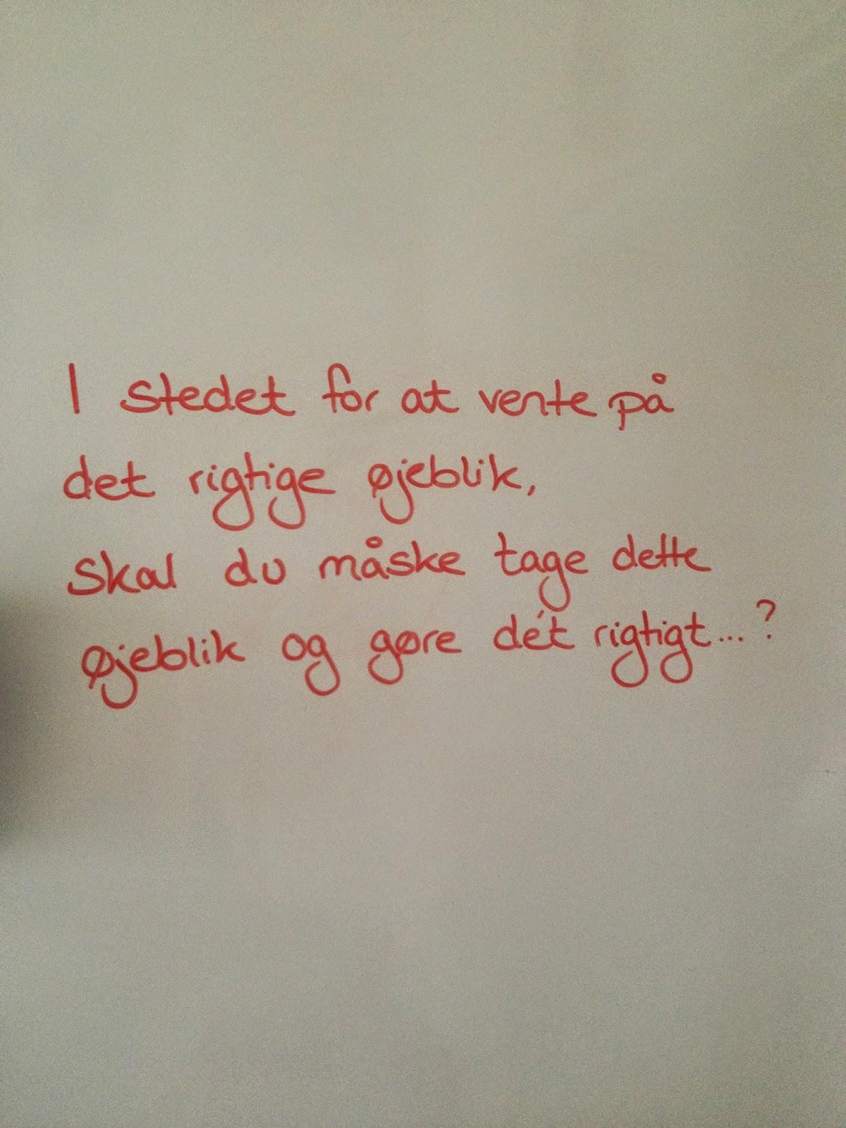 citater om facade Resten skal nydes!: september 2014 citater om facade
