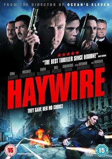 Haywire (2011) 720p BRRip Dual Audio [Hindi – English] ESubs 650MB