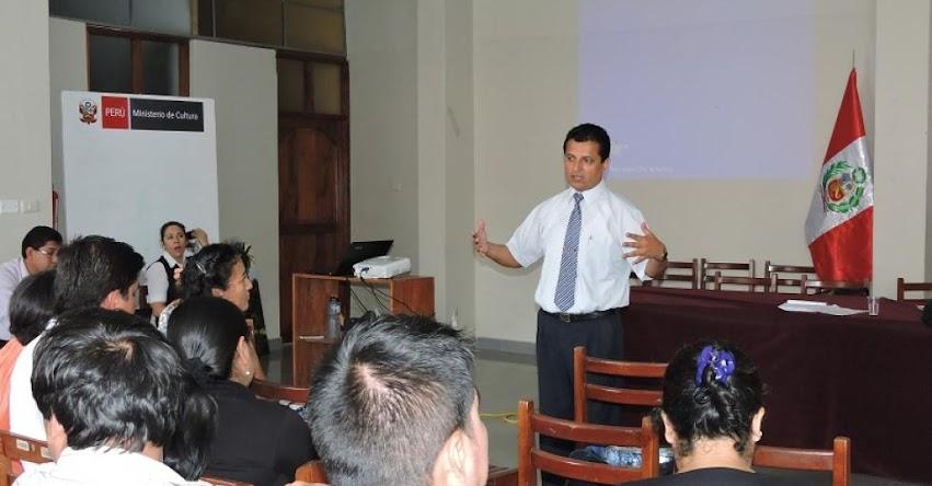 Director DRE San Martín se reunió con directores de las UGEL - www.dresanmartin.gob.pe