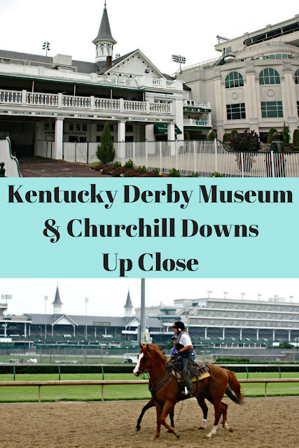 Kentucky Derby Museum & Churchill Downs Up Close Louisville Kentucky
