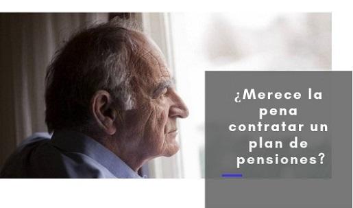 ¿Cuándo merece realmente la pena abrir un plan de pensiones?