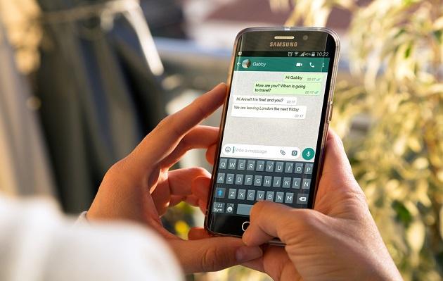 ATENCIÓN  WhatsApp limitará el reenvío de mensajes