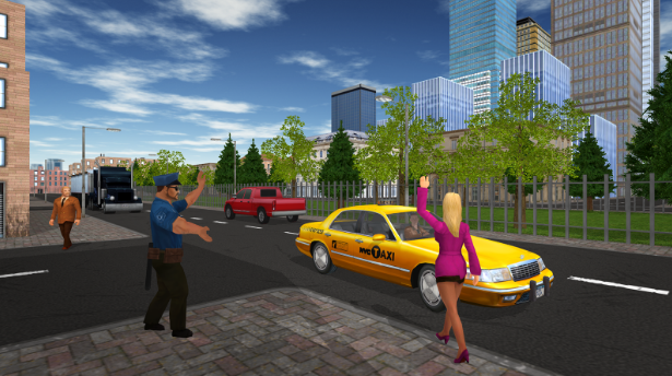 Download Taxi Game 1.3.0 APK For Android Unlimited Money ...