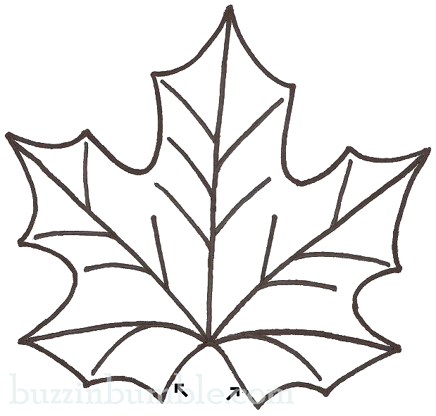 BuzzinBumble: Maple Leaf Mug Rugs or Coasters - Tutorial ...