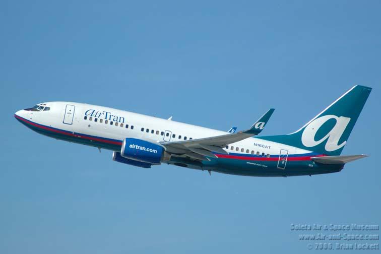 Air Tran Air Airlines 110
