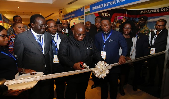 """It's Time To Produce Mining Inputs Locally"" – President Akufo-Addo"