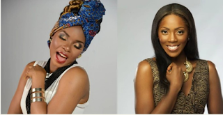 Fight redoubles as Tiwa Savage & Yemi Alade Unfollow each other on Instagram