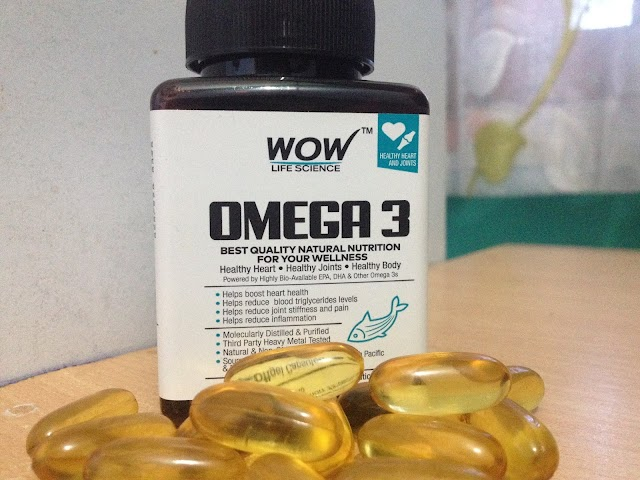Best Fish Oil Supplement WOW Omega 3 Review