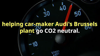 IADAB News Edition 19 - Quail-waste Biogas - Helping car maker Audi.