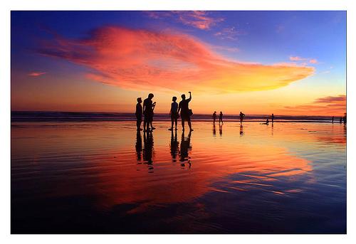Pantai Parangtritis ParisNya Yogyakarta  SEPUTAR JOGJA